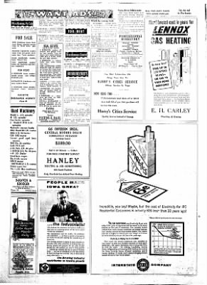 Fayette County Leader from Fayette, Iowa on October 19, 1961 · Page 6