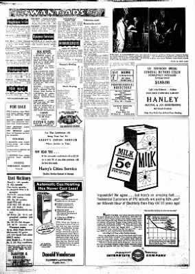 Fayette County Leader from Fayette, Iowa on October 26, 1961 · Page 8