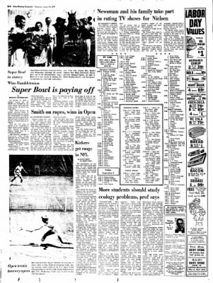 Alton Evening Telegraph from Alton, Illinois on August 31, 1972 · Page 24