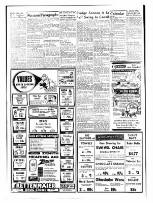 Carrol Daily Times Herald from Carroll, Iowa on October 7, 1959 · Page 4