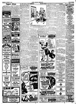 Alton Evening Telegraph from Alton, Illinois on January 10, 1950 · Page 15