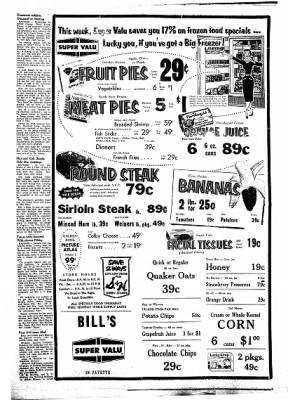 Fayette County Leader from Fayette, Iowa on April 5, 1962 · Page 3