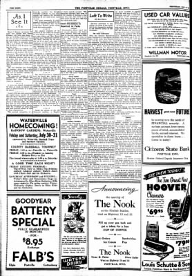 Postville Herald from Postville, Iowa on July 21, 1948 · Page 8