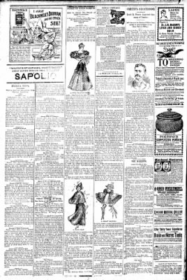Logansport Pharos-Tribune from Logansport, Indiana on August 26, 1896 · Page 6