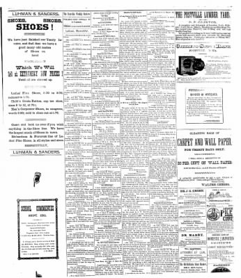 The Postville Review from Postville, Iowa on September 3, 1892 · Page 3