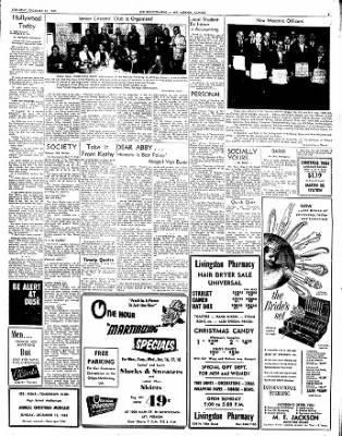 Mt. Vernon Register-News from Mt Vernon, Illinois on December 14, 1963 · Page 3