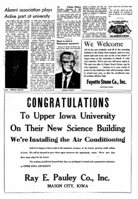 Fayette County Leader from Fayette, Iowa on September 13, 1962 · Page 22