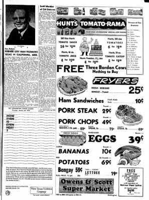 The Wellington Leader from Wellington, Texas on January 30, 1964 · Page 9