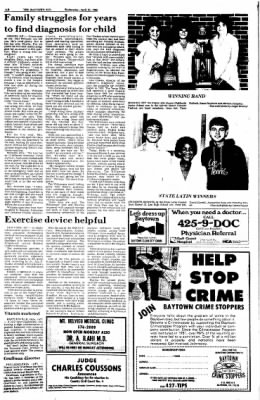 The Baytown Sun from Baytown, Texas on April 23, 1986 · Page 14