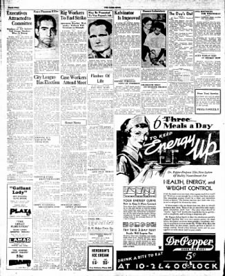 The Paris News from Paris, Texas on July 11, 1934 · Page 2