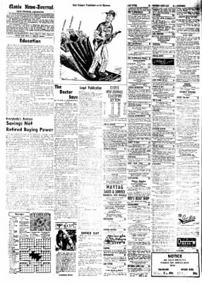 Clovis News-Journal from Clovis, New Mexico on May 5, 1965 · Page 13