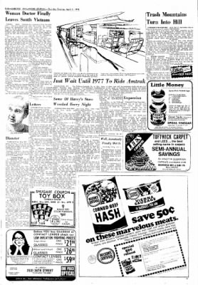 Lubbock Avalanche-Journal from Lubbock, Texas on April 3, 1975 · Page 45
