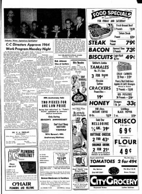 The Wellington Leader from Wellington, Texas on March 5, 1964 · Page 7