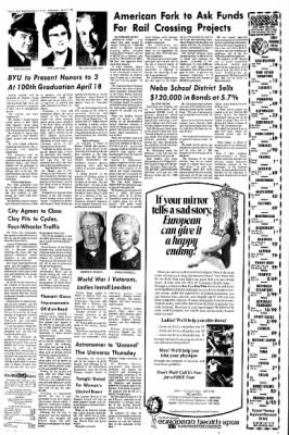 The Daily Herald from Provo, Utah on April 9, 1975 · Page 2