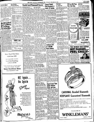 The Daily Register from Harrisburg, Illinois on January 20, 1948 · Page 3