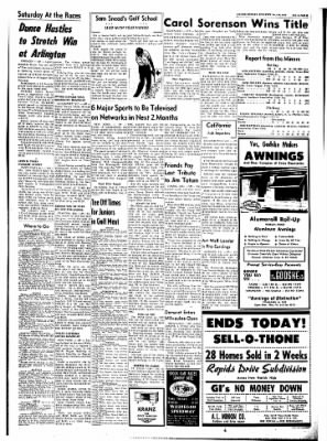 The Racine Journal-Times Sunday Bulletin from Racine, Wisconsin on July 26, 1959 · Page 35