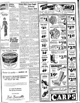 The Daily Register from Harrisburg, Illinois on January 22, 1948 · Page 3