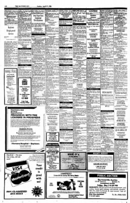 The Baytown Sun from Baytown, Texas on April 27, 1986 · Page 36