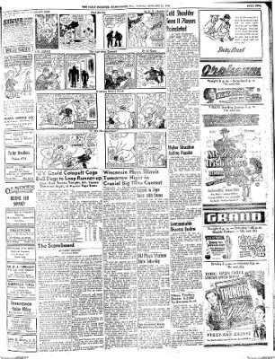 The Daily Register from Harrisburg, Illinois on January 23, 1948 · Page 5