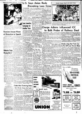 The Racine Journal-Times Sunday Bulletin from Racine, Wisconsin on August 2, 1959 · Page 2