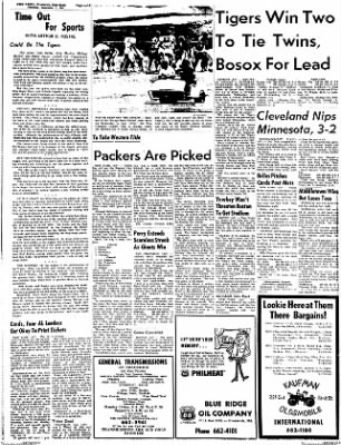 The News from Frederick, Maryland on September 7, 1967 · Page 15