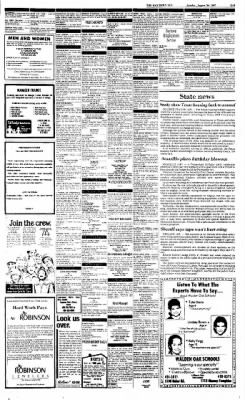 The Baytown Sun from Baytown, Texas on August 30, 1987 · Page 27