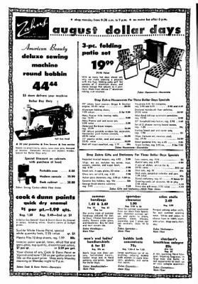 The Racine Journal-Times Sunday Bulletin from Racine, Wisconsin on August 2, 1959 · Page 47