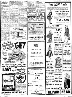 The News from Frederick, Maryland on December 4, 1951 · Page 8