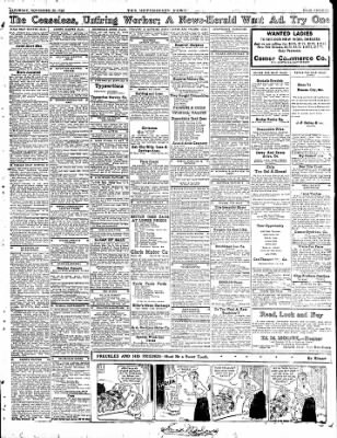 The Hutchinson News from Hutchinson, Kansas on November 29, 1924 · Page 15