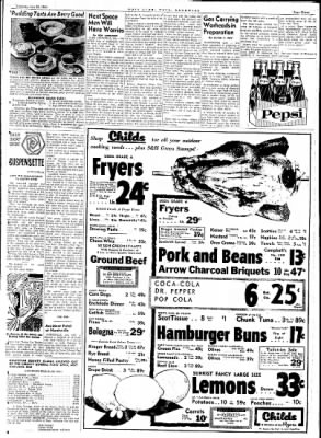 Hope Star from Hope, Arkansas on July 20, 1961 · Page 11