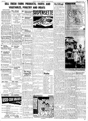 Hope Star from Hope, Arkansas on July 21, 1961 · Page 4