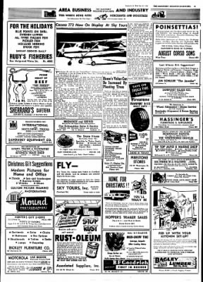The Sandusky Register from Sandusky, Ohio on December 21, 1955 · Page 19