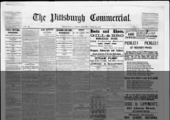 The Pittsburgh Daily Commercial