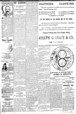 Logansport Pharos-Tribune from Logansport, Indiana on August 28, 1896 · Page 3