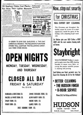 The Courier News from Blytheville, Arkansas on December 21, 1953 · Page 11