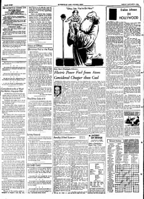 The Courier News from Blytheville, Arkansas on January 1, 1954 · Page 8