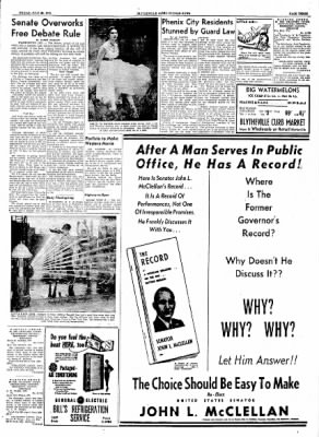 The Courier News from Blytheville, Arkansas on July 23, 1954 · Page 3