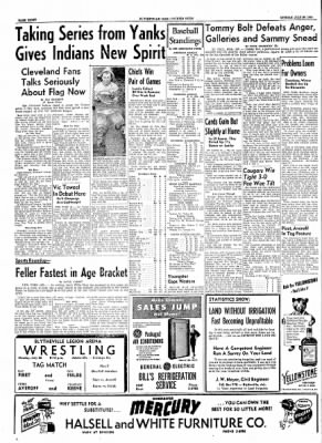 The Courier News from Blytheville, Arkansas on July 26, 1954 · Page 8