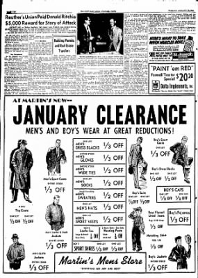 The Courier News from Blytheville, Arkansas on January 12, 1954 · Page 10
