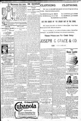 Logansport Pharos-Tribune from Logansport, Indiana on September 1, 1896 · Page 3
