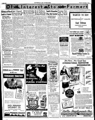 The Courier News from Blytheville, Arkansas on March 18, 1949 · Page 6
