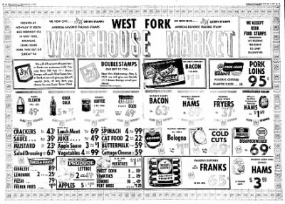 Northwest Arkansas Times from Fayetteville, Arkansas on May 1, 1974 · Page 34