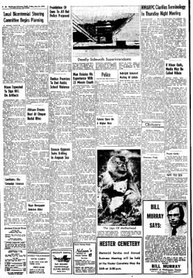 Northwest Arkansas Times from Fayetteville, Arkansas on May 24, 1974 · Page 2