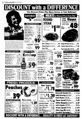 Northwest Arkansas Times from Fayetteville, Arkansas on June 16, 1974 · Page 20