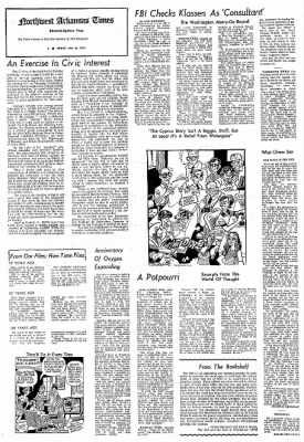 Northwest Arkansas Times from Fayetteville, Arkansas on July 26, 1974 · Page 4
