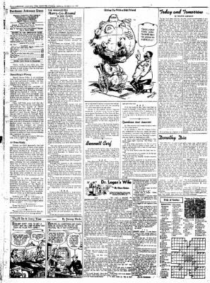Northwest Arkansas Times from Fayetteville, Arkansas on February 16, 1952 · Page 4