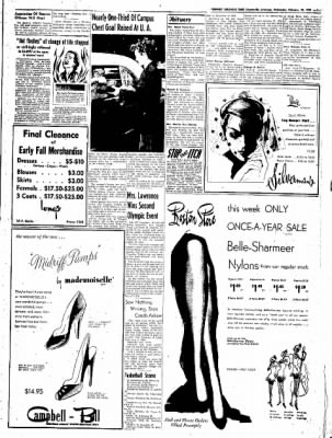Northwest Arkansas Times from Fayetteville, Arkansas on February 20, 1952 · Page 3