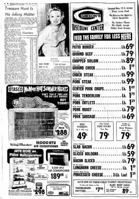 Northwest Arkansas Times from Fayetteville, Arkansas on August 21, 1974 · Page 13
