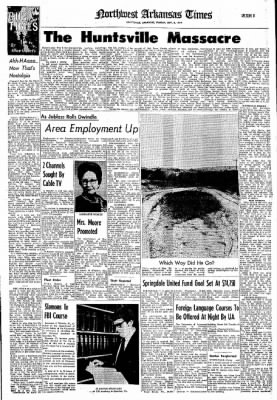 Northwest Arkansas Times from Fayetteville, Arkansas on September 8, 1974 · Page 11