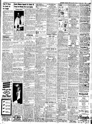 Northwest Arkansas Times from Fayetteville, Arkansas on May 8, 1952 · Page 19